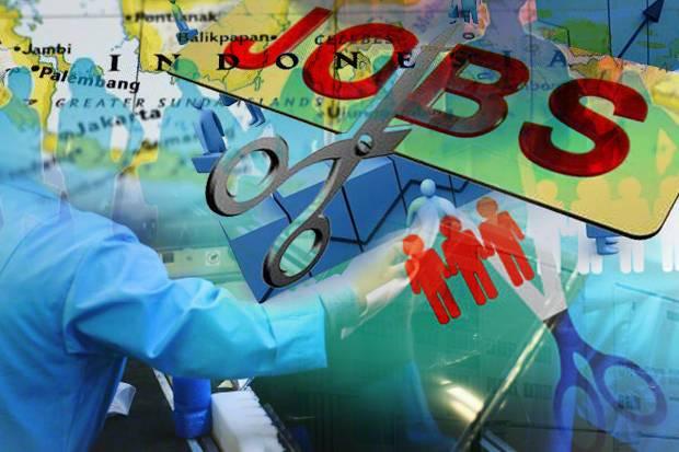 Sadis, 12 Juta Orang Kehilangan Pekerjaan Akibat Pandemi Covid-19